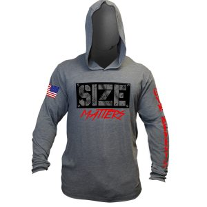 Size Matters – Hoodie